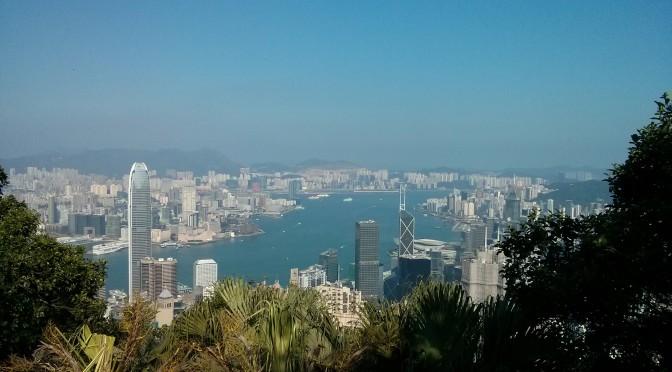 Reisetagebuch Hongkong: Auf dem Victoria Peak