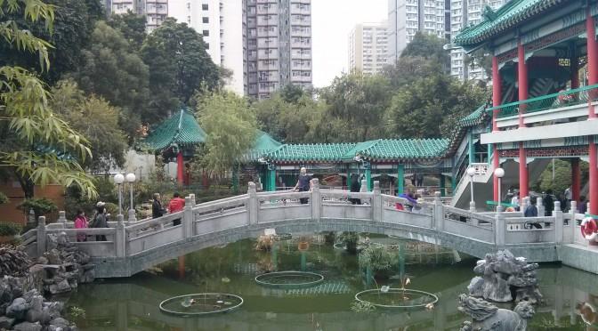 Reisetagebuch: Kultur in Hongkong