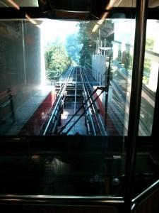Tram Victoria Peak