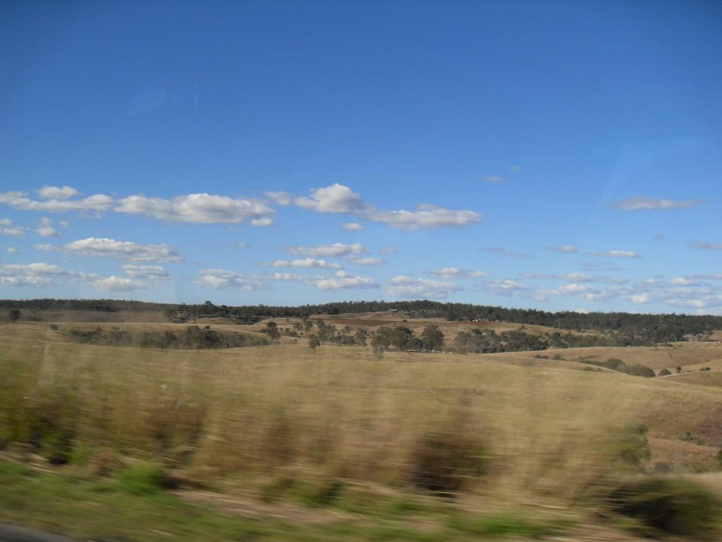 Australische Steppe
