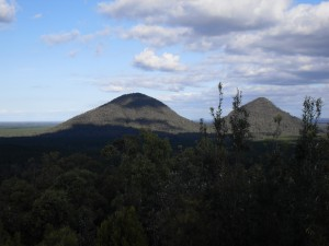 Glass House Mountains (Reisetagebuch Australien: Die Glass House Mountains)