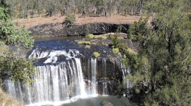 Reisetagebuch Australien: Weiter nach Cairns und die Millstream Falls