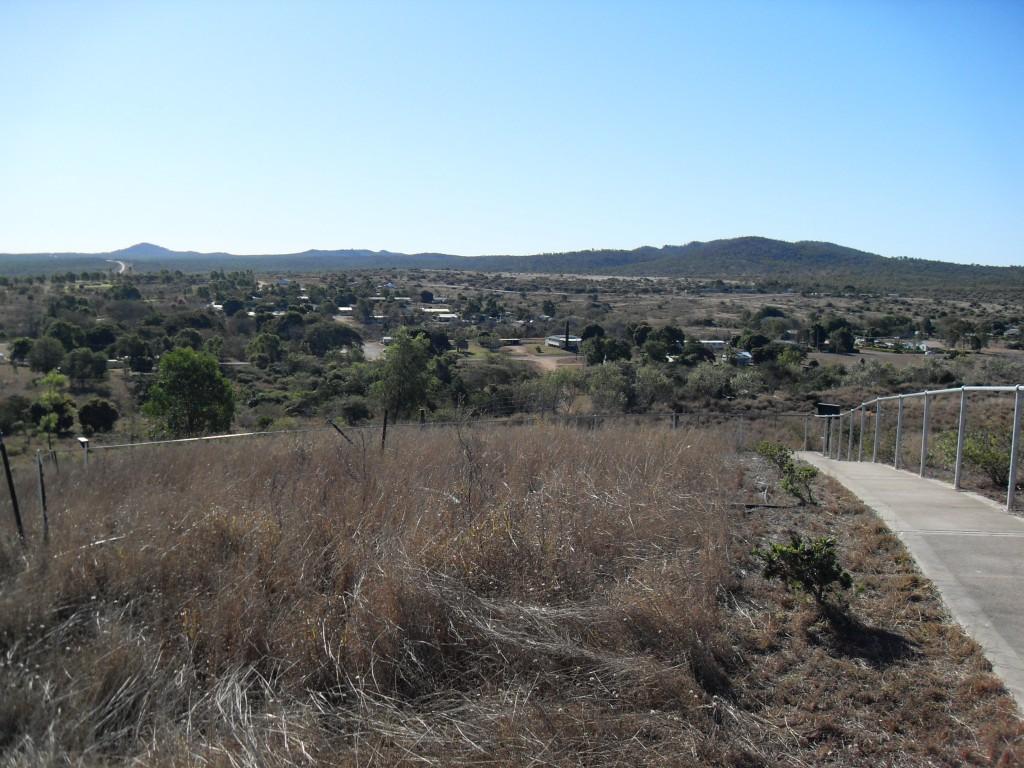 Aussicht vom Viewpoint