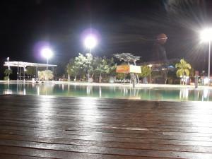 Badebecken Cairns Australien (Reisetagebuch: Rafting in Australien und letzter Abend in Cairns)