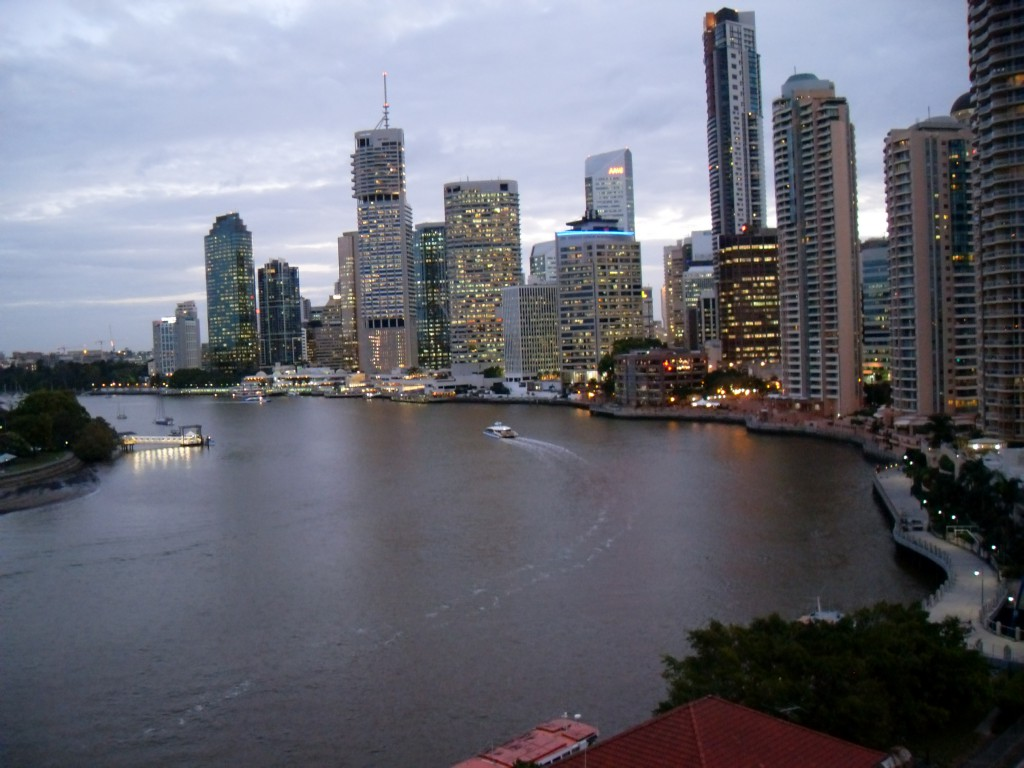 Brisbane Riverside