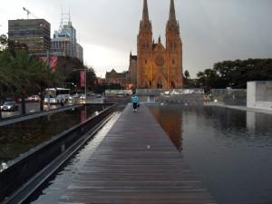 Saint Mary's Cathedral in Sydney Australien (Reisetagebuch Australien: Shopping und Kultur in Sydney)