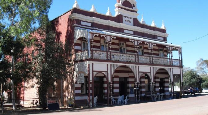 Saloon in Ravenswood Australien