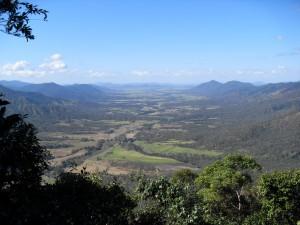 Sky Window im Eungella Nationalpark Australien (Reisetagebuch Australien: Sky Window und Schnabeltiere)
