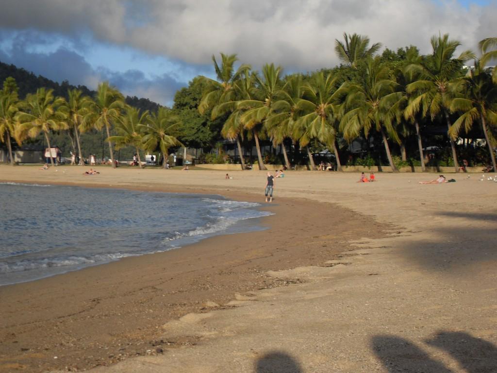 Strand Airlie Beach