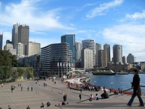 Sydney Harbour (Reisetagebuch Australien: Sydney – Opera House und Harbour Bridge)