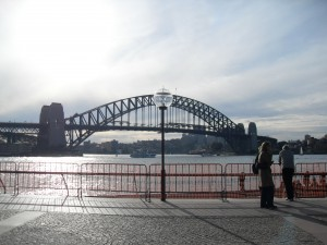 Sydney Harbour Bridge (Reisetagebuch Australien: Sydney – Opera House und Harbour Bridge)