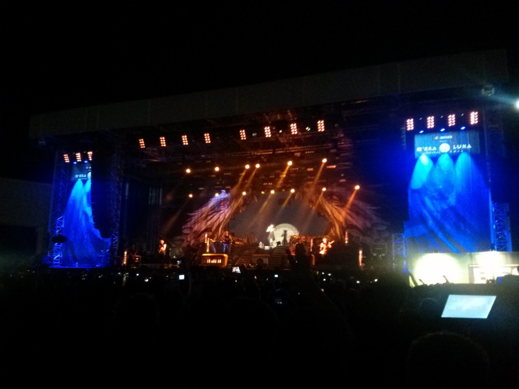 Within Temptation auf dem Mera Luna 2014