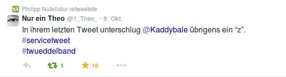 Twueddelband Twitter Stammtisch Hamburg Schwäne