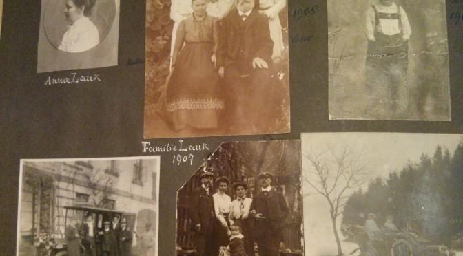 Stammbaum und Familiengeschichte