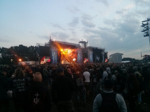 Infield Black Stage Wacken Open Air 2015