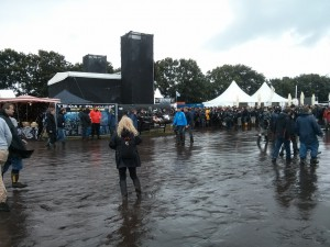 Schlamm Matsch Wacken Open Air 2015