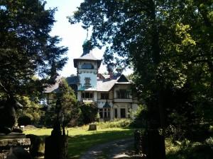 Schloss Heinrichshorst Pforte