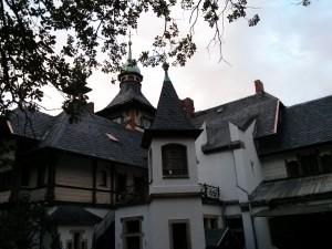 Schloss Heinrichshorst Treppenaufgang