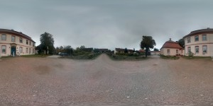 360 Grad Panorama Bild Schloss Lohm