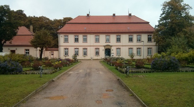 Schloss Lohm in Zernitz