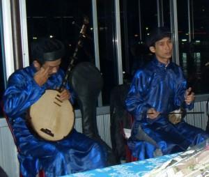 Musikanten in Hue Vietnam