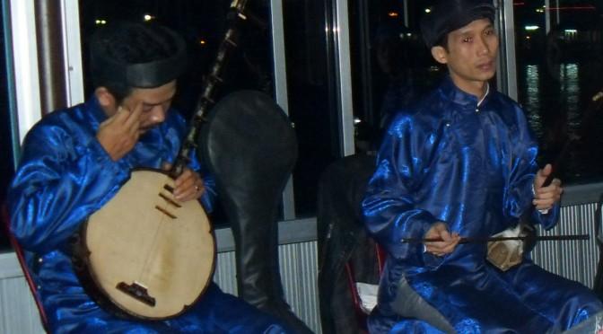 Reisetagebuch Vietnam: Vietnamesische Musik in Hue