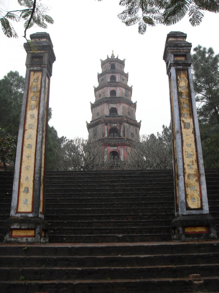 Pagode Thien Mu Hue Vietnam