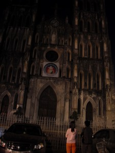 St. Joseph Kathedrale in Hanoi