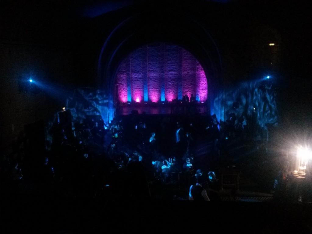 "Das Stummfilm Kino Delphi in Berlin beim Vampir Ball ""The Endless Night"""