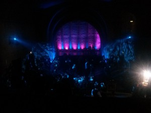"Das Stummfilm Kino Delphi in Berlin beim Vampir Ball ""The Endless Night"""