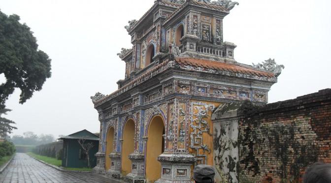 Reisetagebuch Vietnam: Die Kaiserstadt in Hue