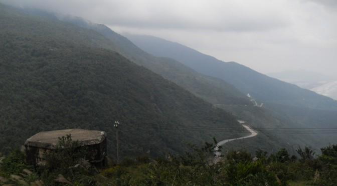 Aussicht vom Wolken Pass bzw. Hai Van Pass in Vietnam
