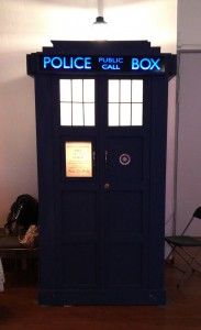 Tardis auf dem 32C3 Chaos Communication Congress