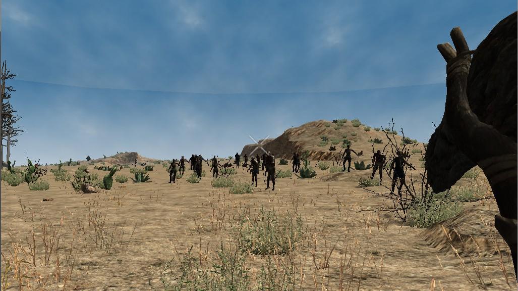 7 Days to Die Zombie Hordes