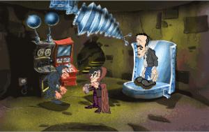 Drascula The Vampire Strikes Back Vampir Drascula mit Igor und dem Frankenstein Monster