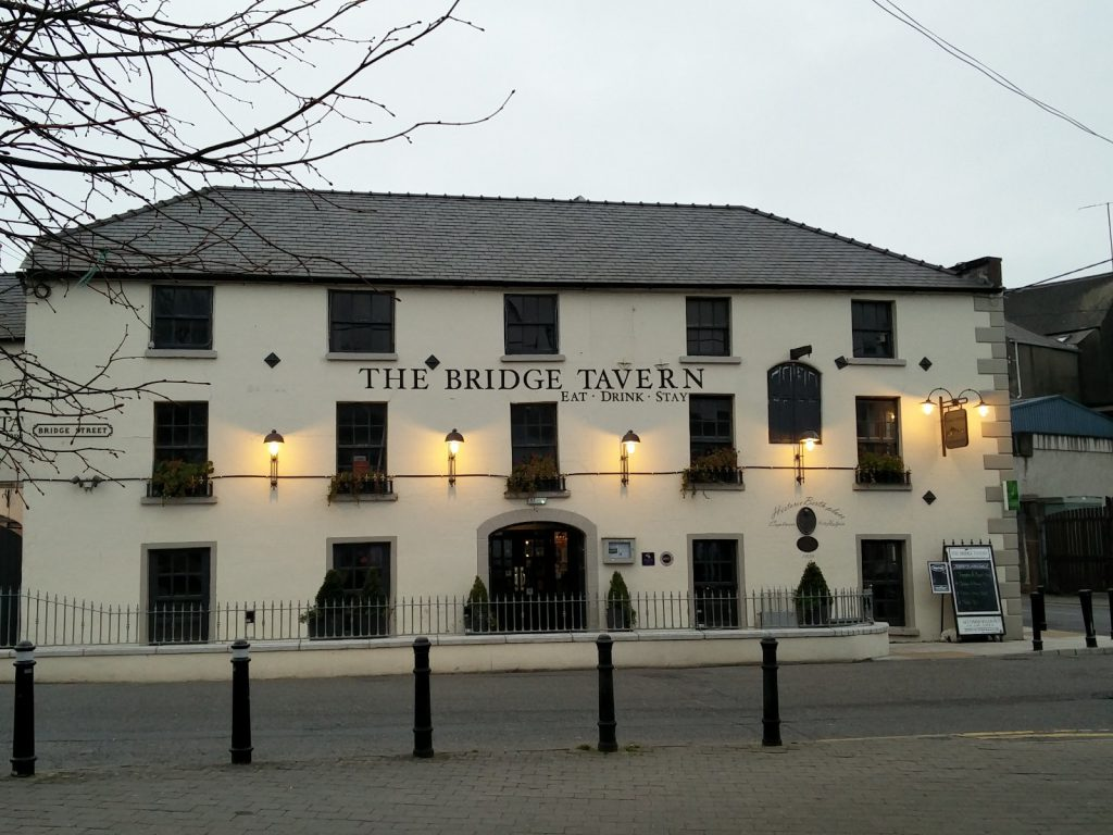 Die Bridge Tavern in Wicklow