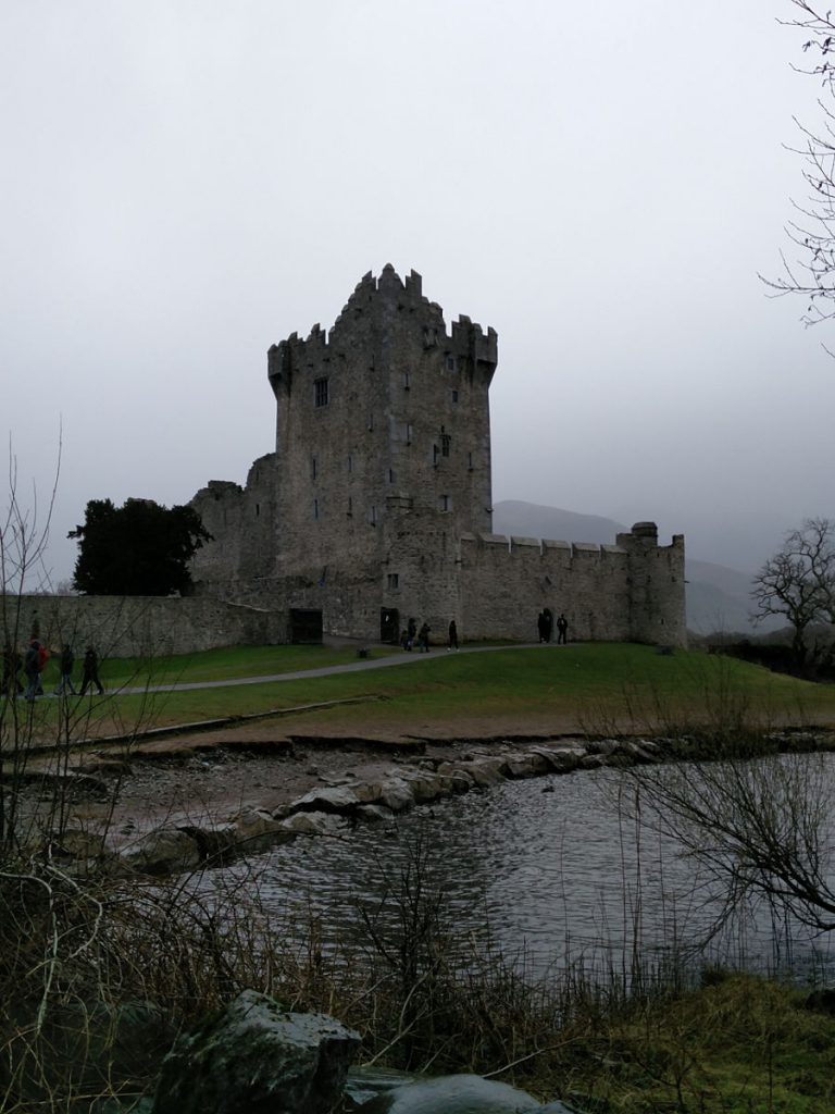Die Festung Ross Castle