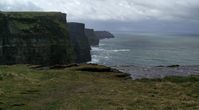 Irland Reise Cliffs of Moher