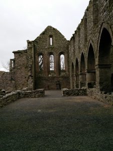 In der Jerpoint Abbey