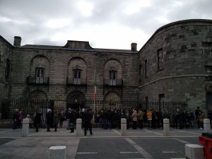 Kilmainham Gaol Dublin (Das Guinness Storehouse und das Gefängnis Kilmainham Gaol in Dublin)