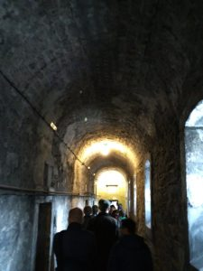 Kilmainham Gaol Dublin Gefängnis Gang