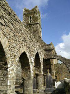 Kloster Ruine bei Timoleague