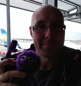 Knoten Knut und ich Goodbye Deutschland