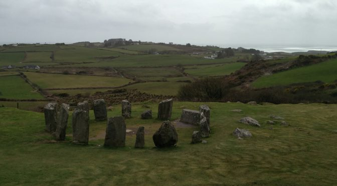 Der Steinkreis von Drombeg, Charles Fort und Mizen Head