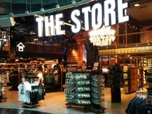 Store im Guinness Storehouse