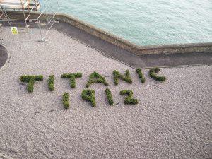 Titanic 1912 in Cobh (Folge dem weißen Kaninchen oder auch: Was haben die zwei Türme von Lismore mit der Titanic zu tun?)