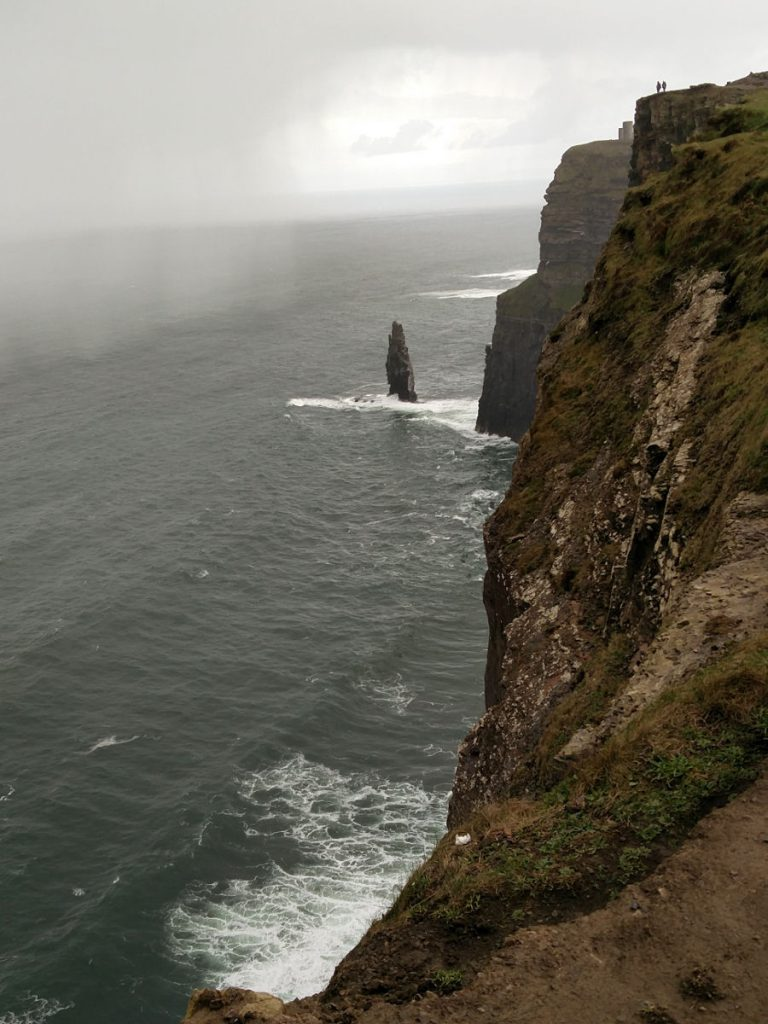 Cliffs of Moher Klippen und Felsen