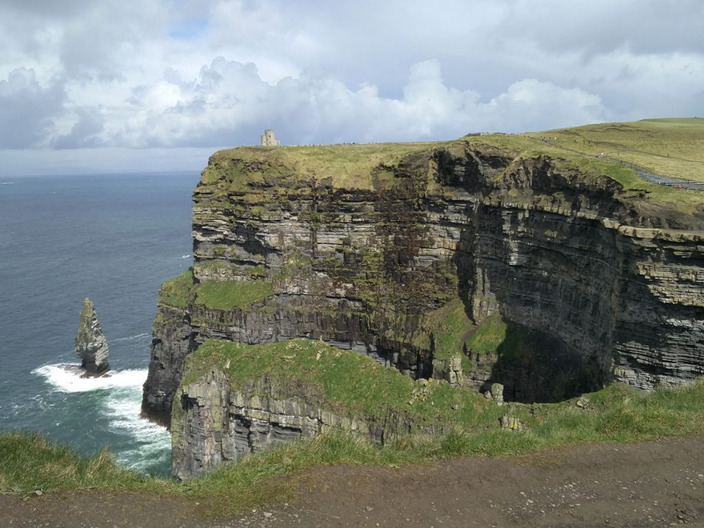 Cliffs of Moher Turm O Briens