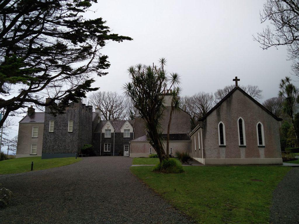 Das Derrynane House in Irland