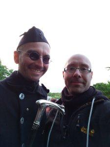 Mark Benecke und Shadowelf auf dem WGT 2016